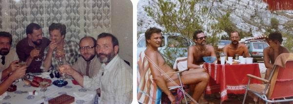 Gejevska poroka na Lovčenu v sedemdesetih
