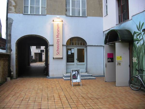 Gej muzej v Berlinu
