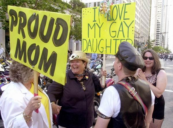 Moj otrok je gej/lezbijka