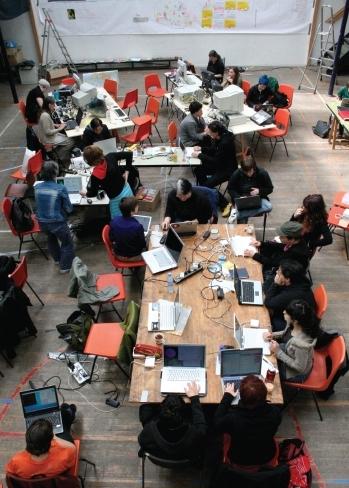 Ženski odprtokodni računalniški festival v Amsterdamu