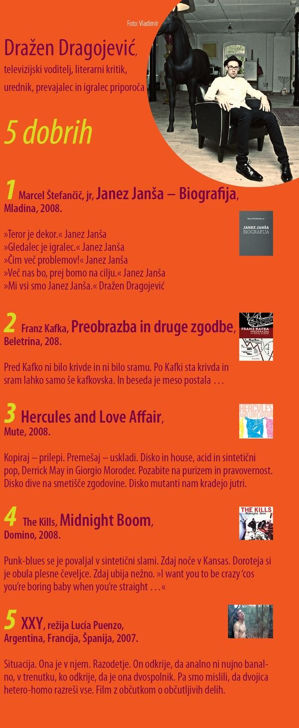 Pet dobrih Dražen Dragojević