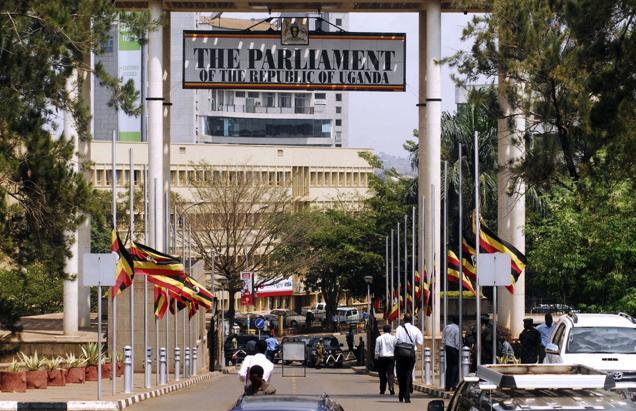 Ugandski parlament