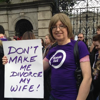 dont make me divorce my wife