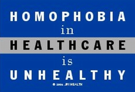 homofobija v zdravstvu