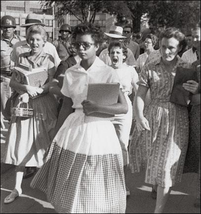 Little Rock Desegregation 1957