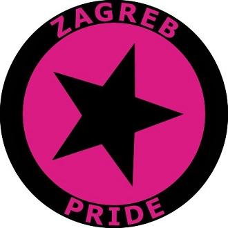 Zagreb Pride logo