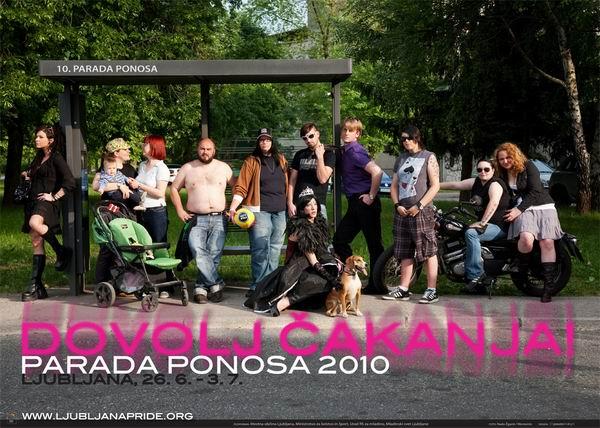 Program Parade ponosa 2010