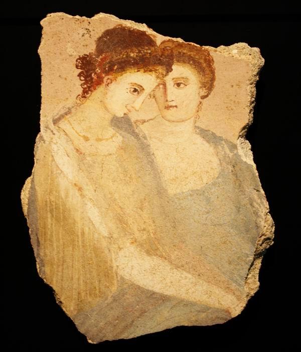 Lezbična ljubezen v Rimu