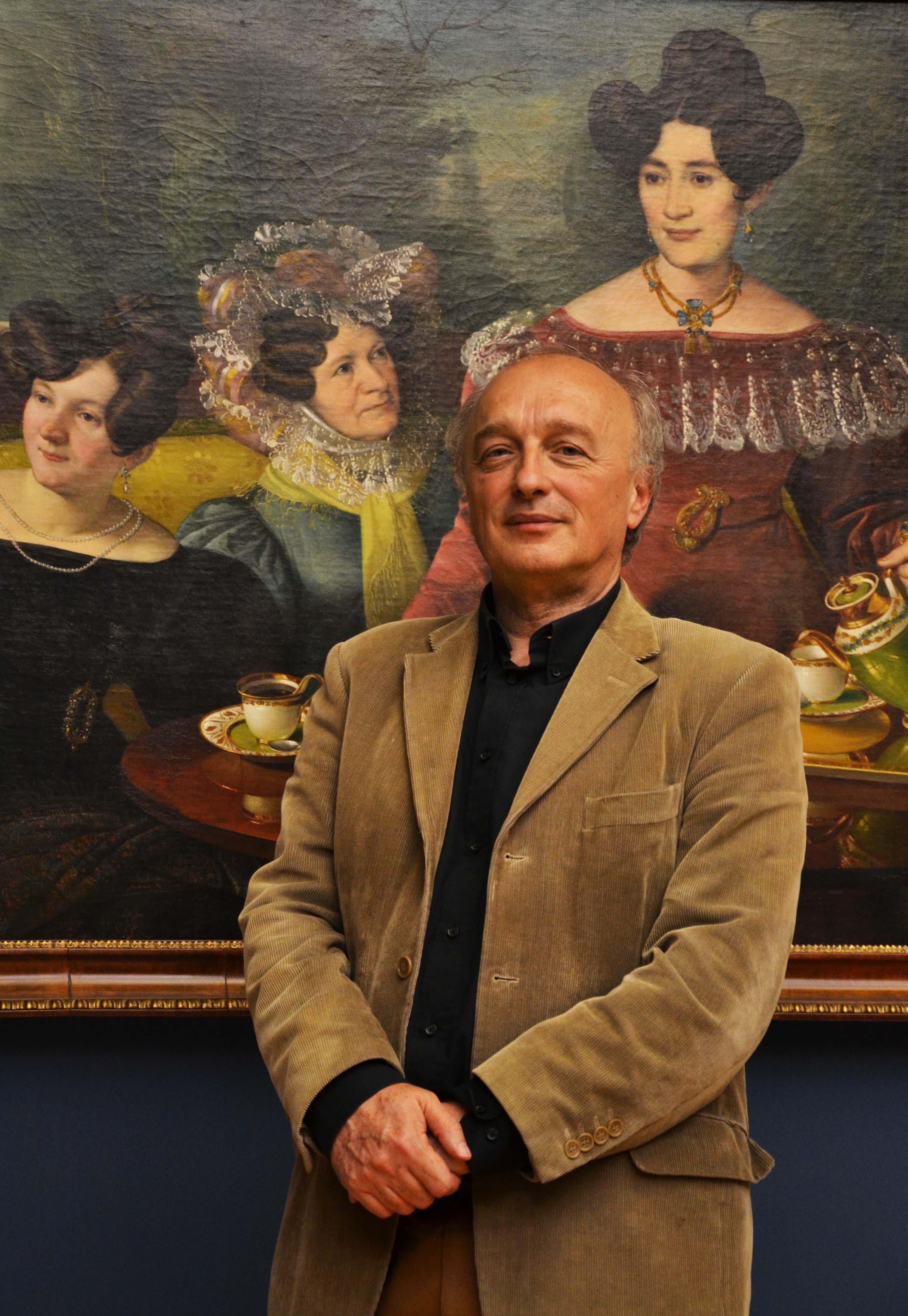 René de Ceccatty: Pisanje je samotno opravilo
