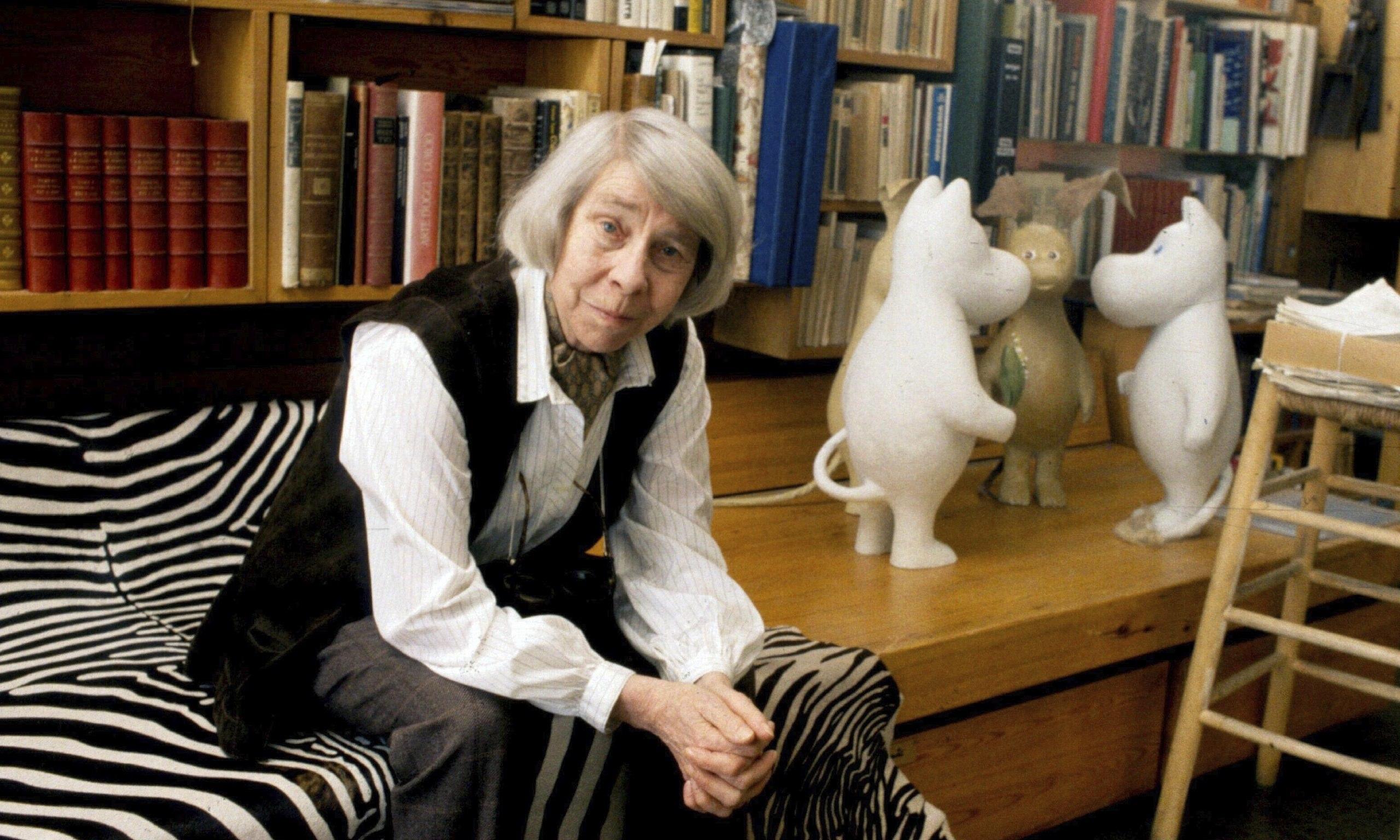 Portret: 100. letnica rojstva Tove Jansson