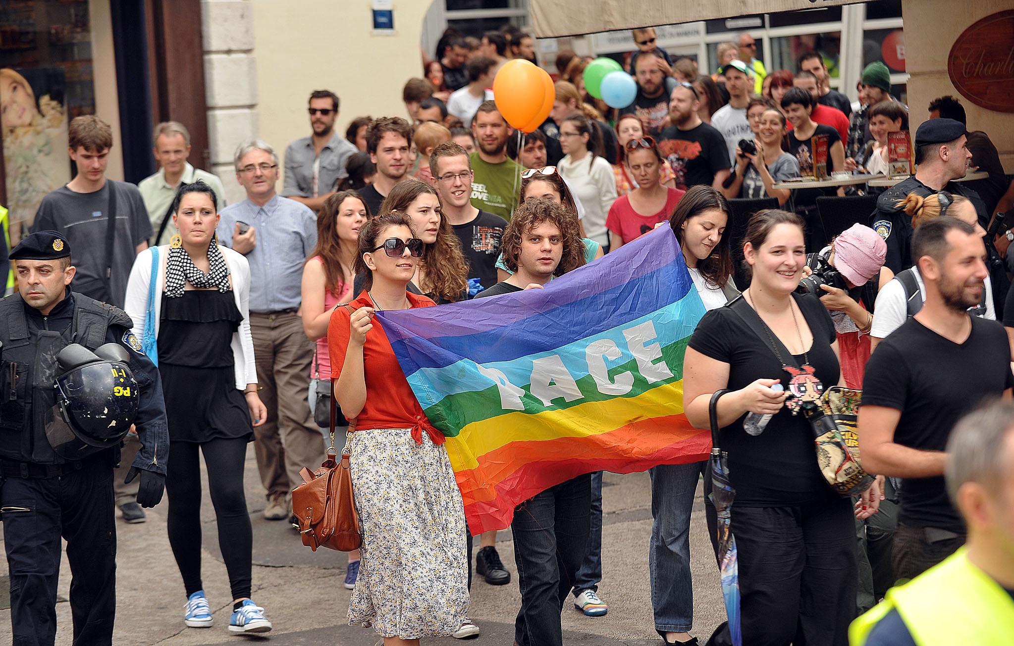 Parada: Zakaj v tolerantni Reki ni parade ponosa?