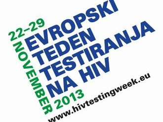 HIV testing week logo SLOVENE WEBSITE