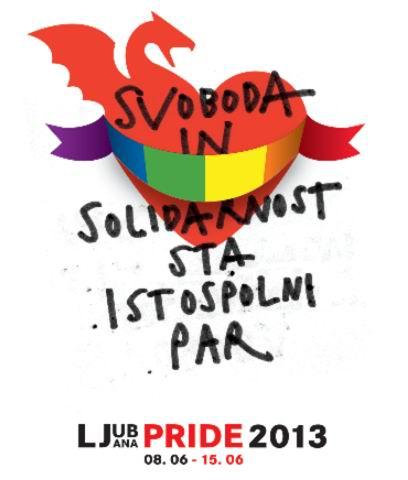 Ljubljana pride 2013