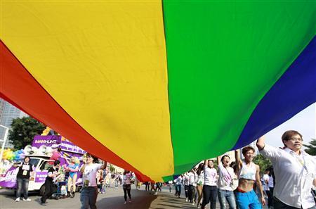 Taipei parada 2013