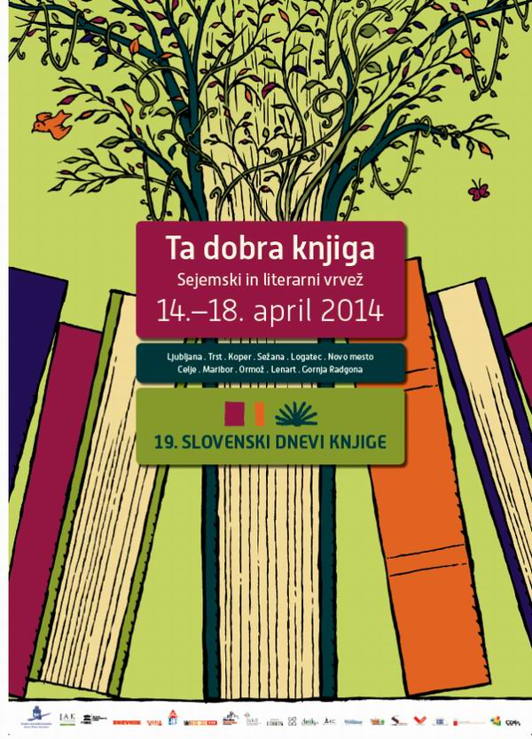 19 slovenski dnevi knjige 600