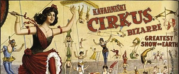 Circus - bizzare 600