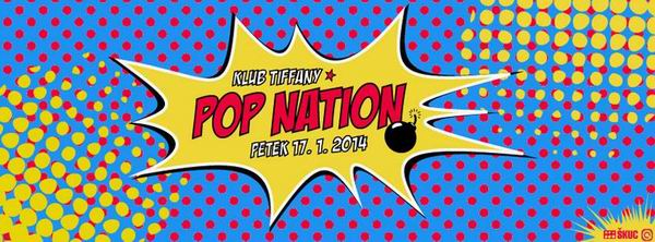 Pop nation 17. 1. 2014