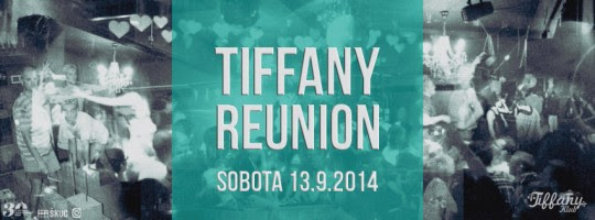 Tiffany Reunion - 13. 9. 2014