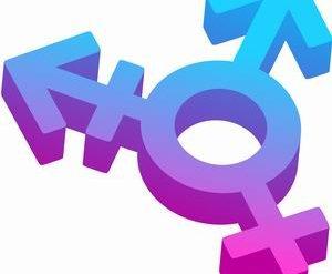 Transgender symbol 300