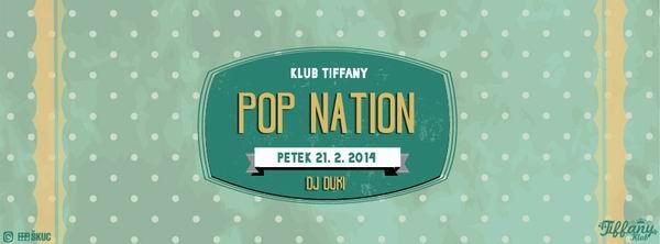 pop nation 21. 2. 2014