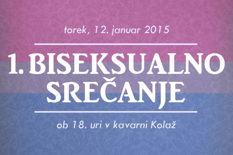 1. biseksualno srecanje