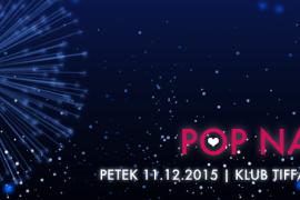 Pop 11. 12. 2015