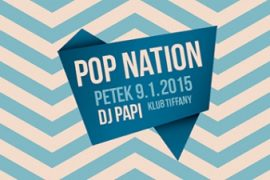 Pop nation - 10. 1. 2015
