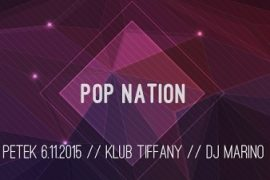 Pop nation - 6. 11. 2015