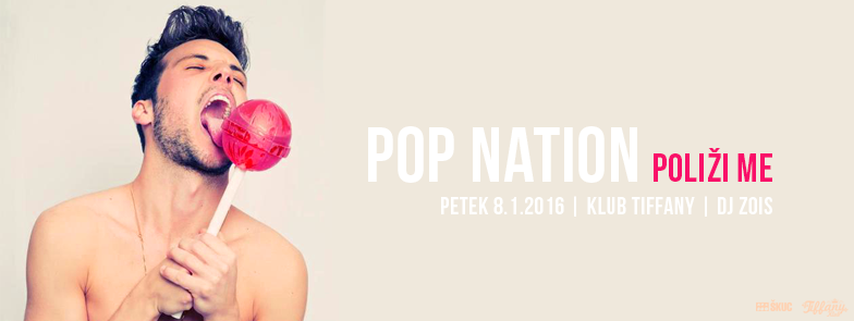 Pop nation - 9. 1. 2016