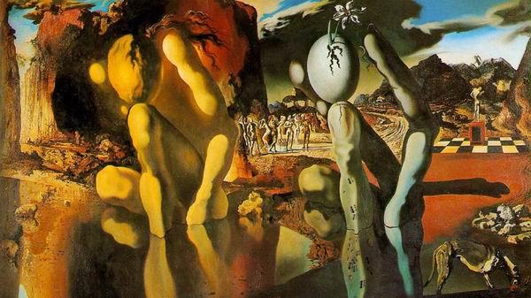 Slika: Narcisova metamorfoza ali vztrajnost narcizma?