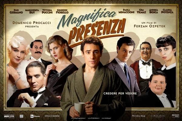 Film: Magnifica Presenza (Magnificent Presence)