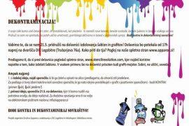 VABILO - Dekontraminacija 3 - Grafiti delavnica 21. 5. 2013